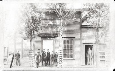 Statesman Office, Pre-1890