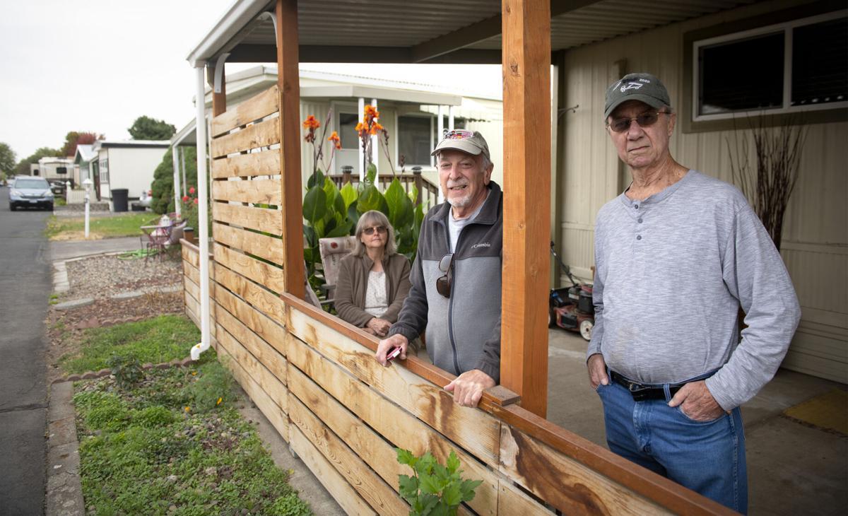 Rancho Villa Residents