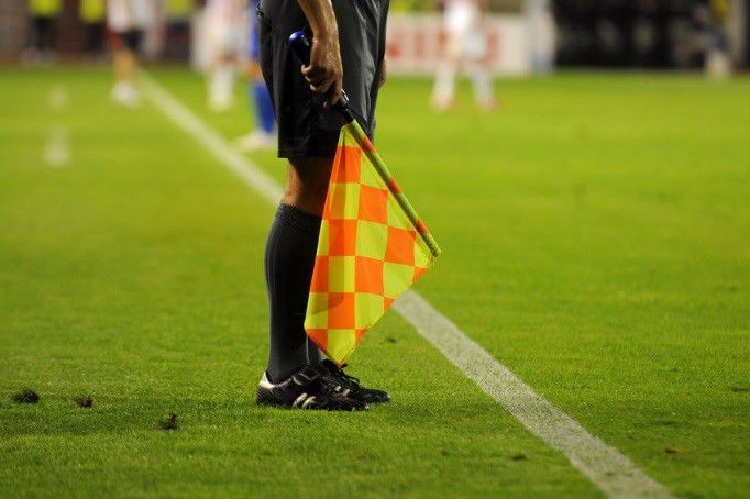 Become a soccer referee!