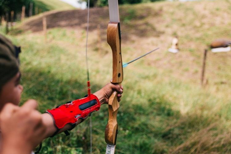 EXPLORE Archery with Andy Day!