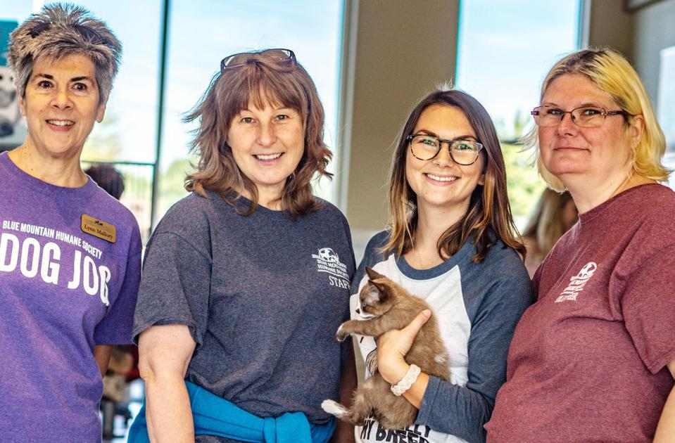 Blue Mountain Humane Society pet adoptions move fast