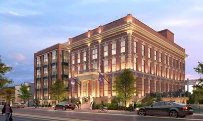 walla walla luxury hotel aims for 2019 opening business union
