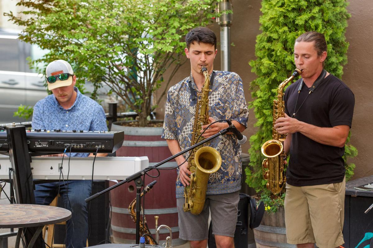 Rooting jazz in Walla Walla