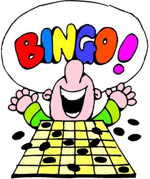 bingo clip art bingo game clipart