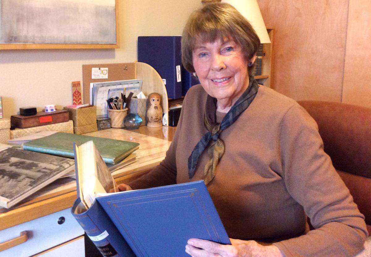 Whitman Alumna Returns To Ww Rediscovers Campus Valley Scene