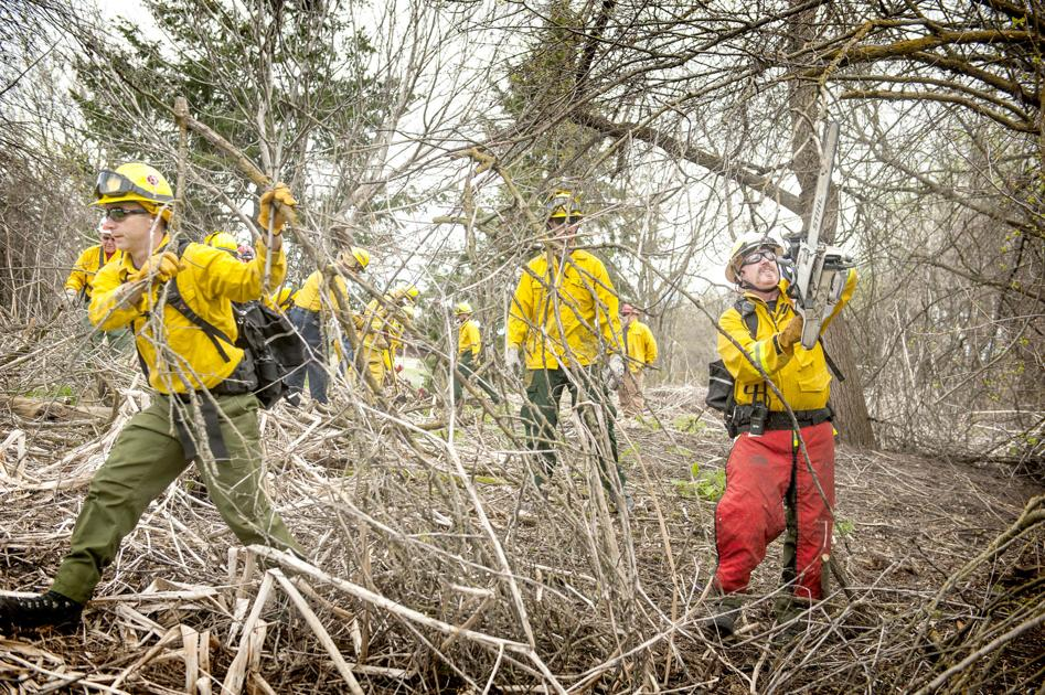 Fire crews gear up for wildfire season