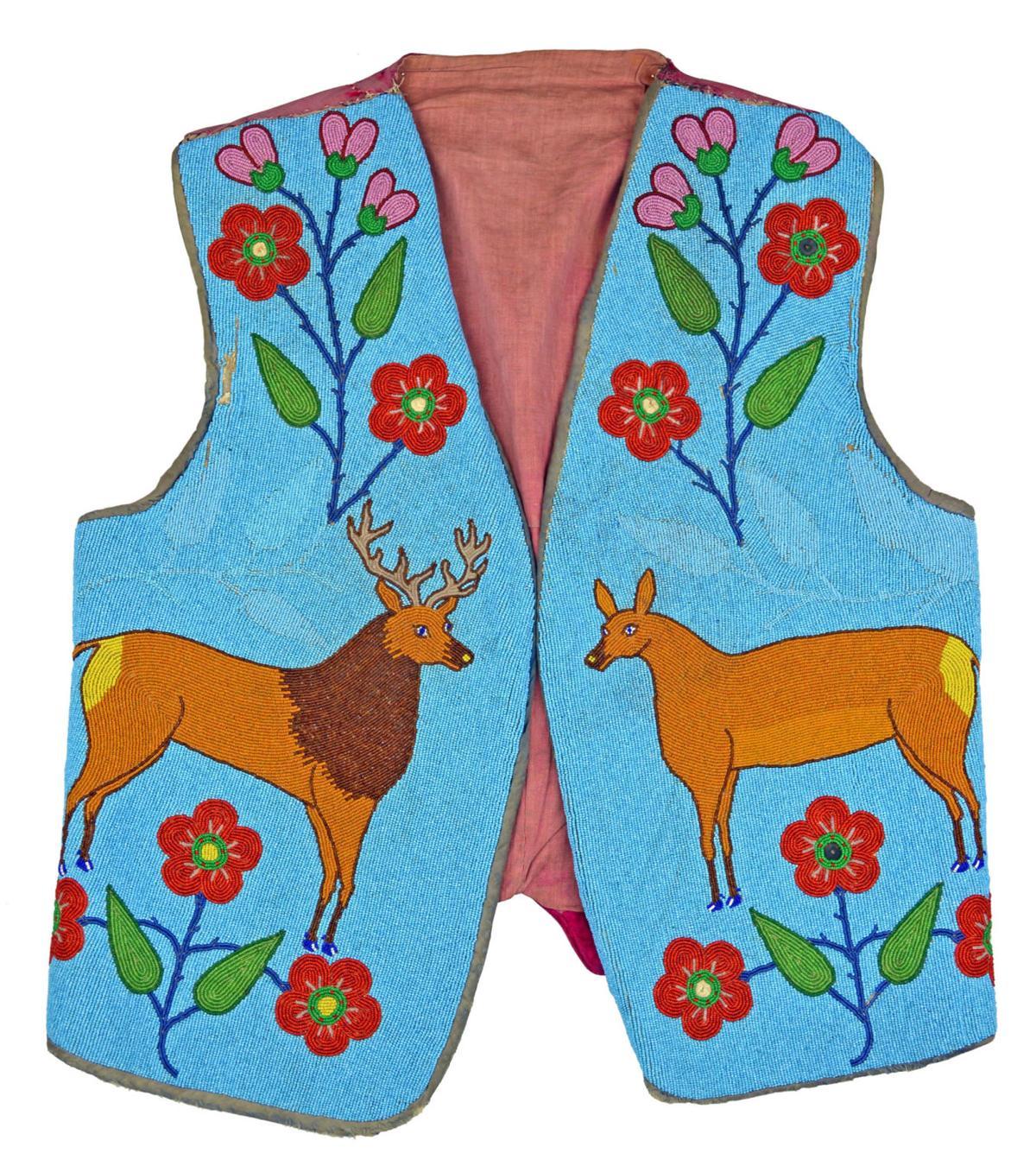 Elk vest