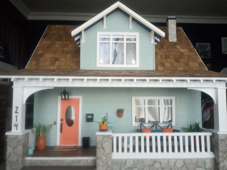 Dollhouse by Erica Watts