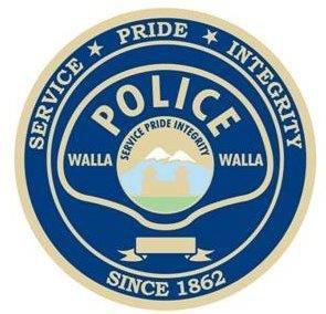 Walla Walla Police Department logo