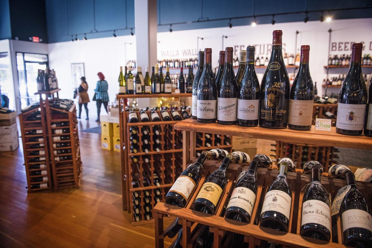 Wines from afar