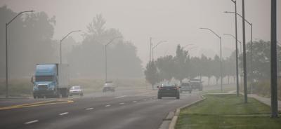 Smoky days