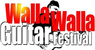 Walla Walla Guitar Fest logo