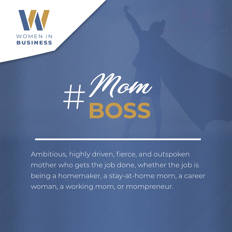 Discover your inner #MomBoss powers! Learn