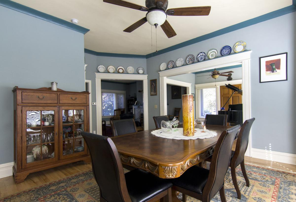 Williams-Culhane Home: dining room