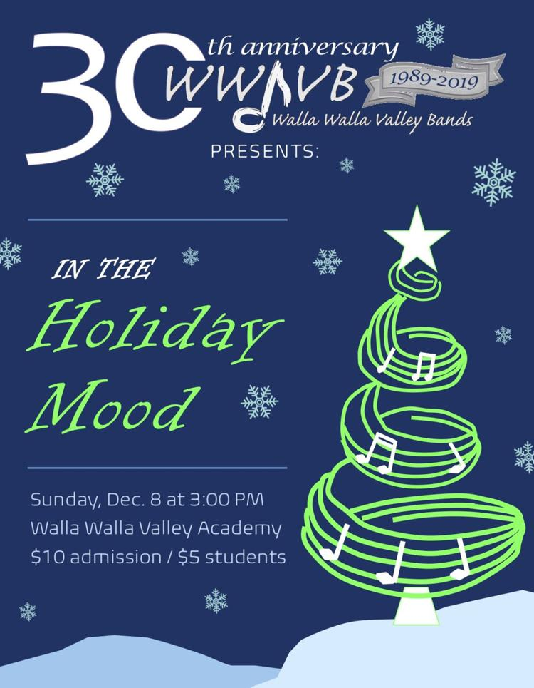 Holiday Concert Poster