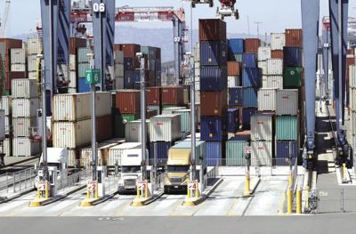 Import tariffs worry port executives | Business | union