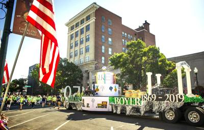 Results are in: Fair parade largest in memory