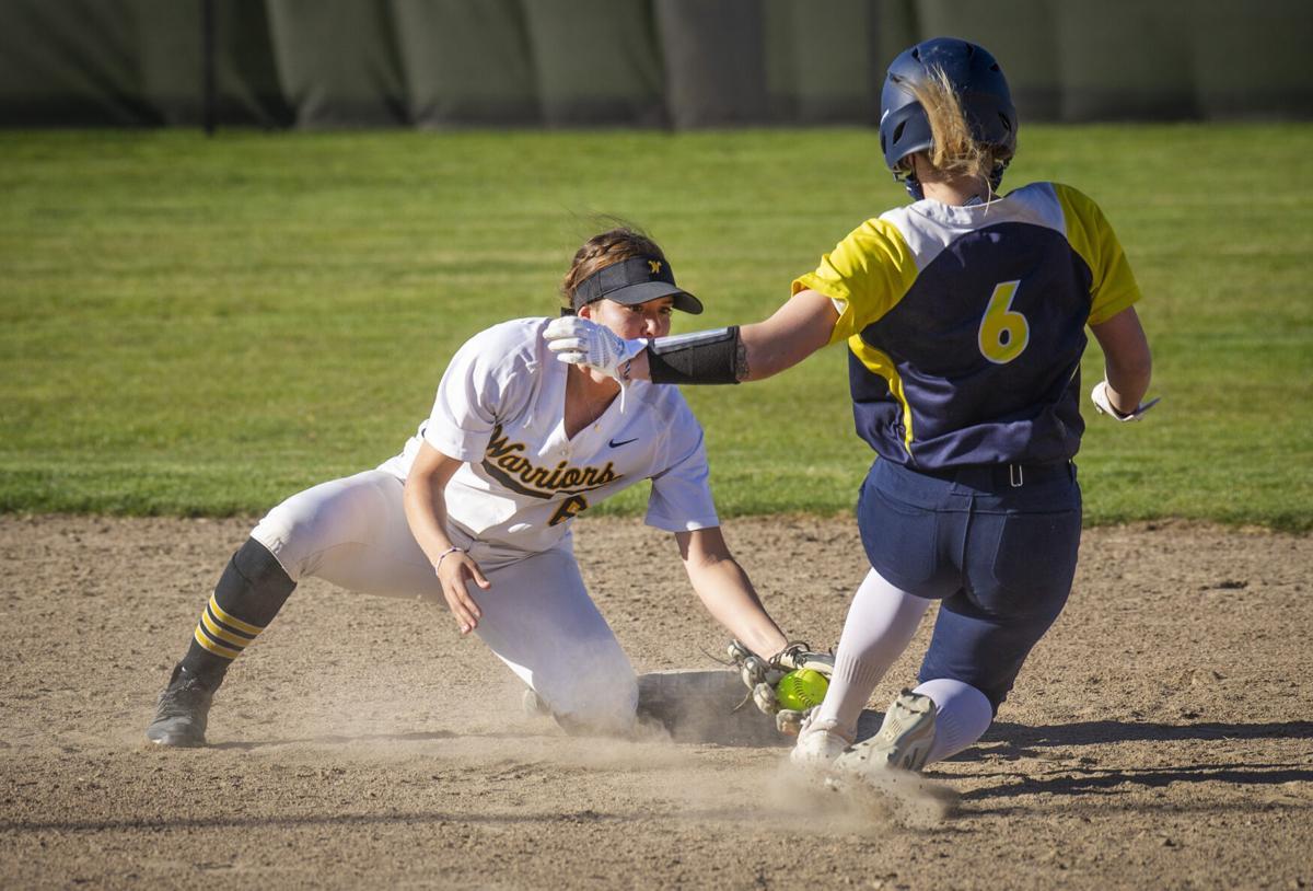 WWCC vs Spokane Softball