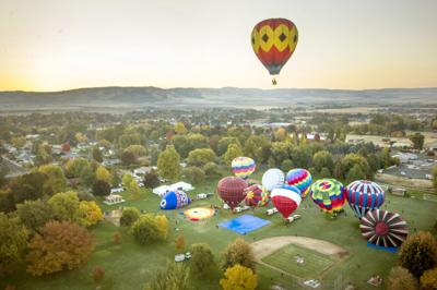 Walla Walla Balloon Stampede to take flight midweek