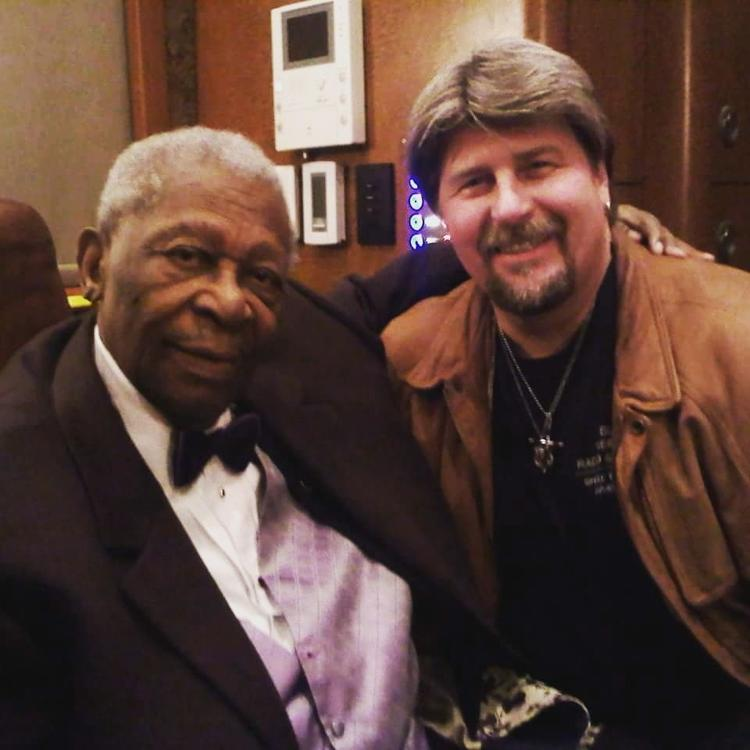 BB King and Biggdaddy Ray