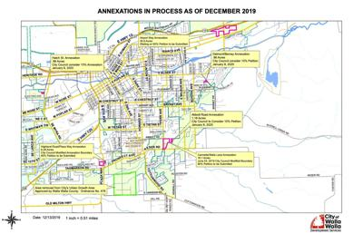 Possible annexations