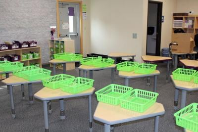 Davis classroom