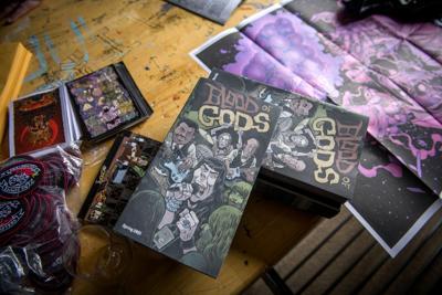 Blood Of The Gods magazine