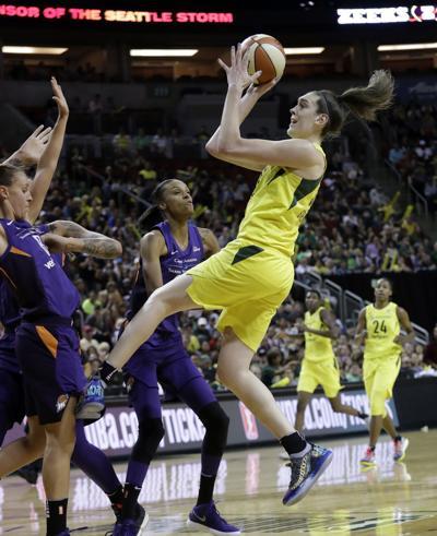 Mercury Storm Basketball