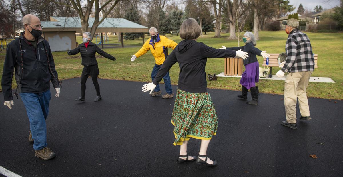 Pandemic Contra Dancing