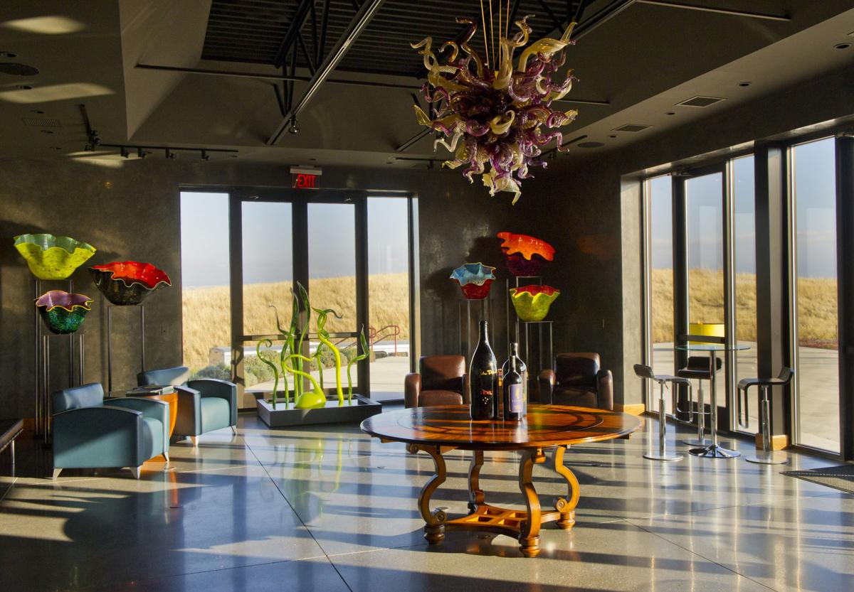 Chihuly Tasting Room