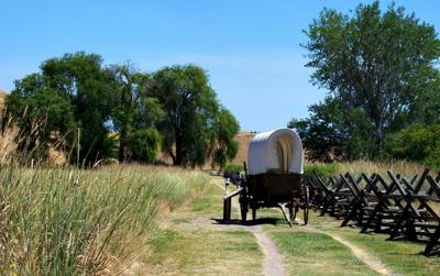 Whitman Mission and branch of Oregon Trail.jpg