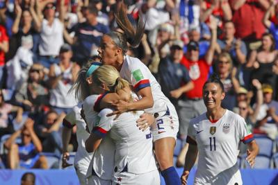 France US Chile WWCup Soccer