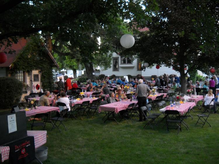 A Wonderful Community Gathering