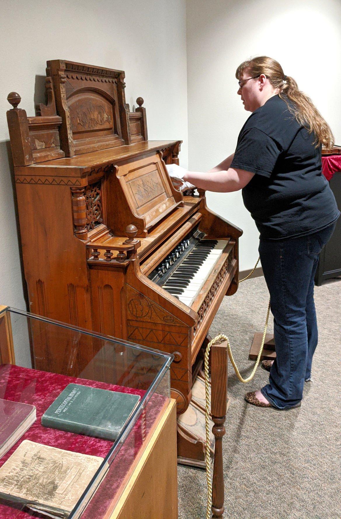 Museum music 1