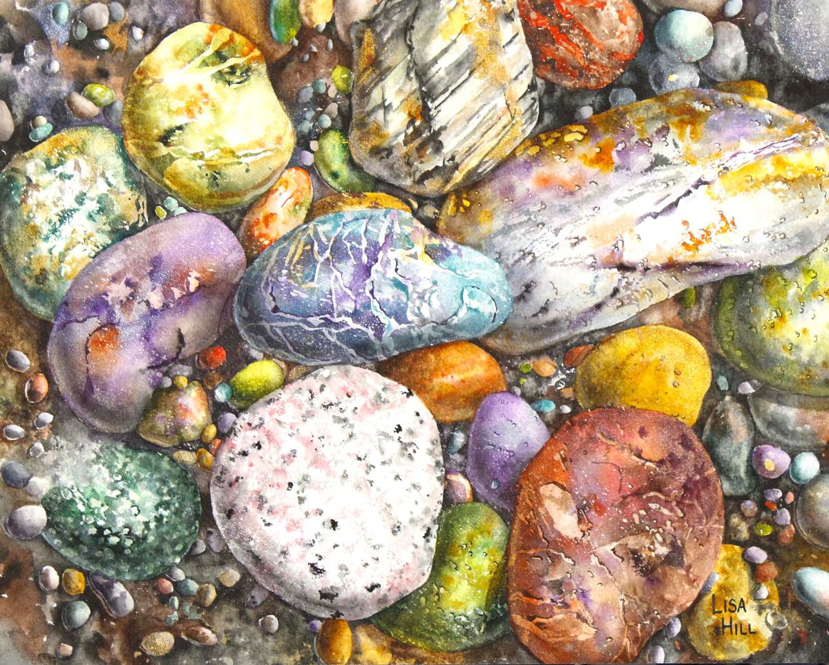 """Rock Solid,"" by Lisa Hill"