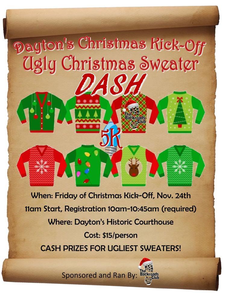 Ugly Christmas Sweater 5K Dash