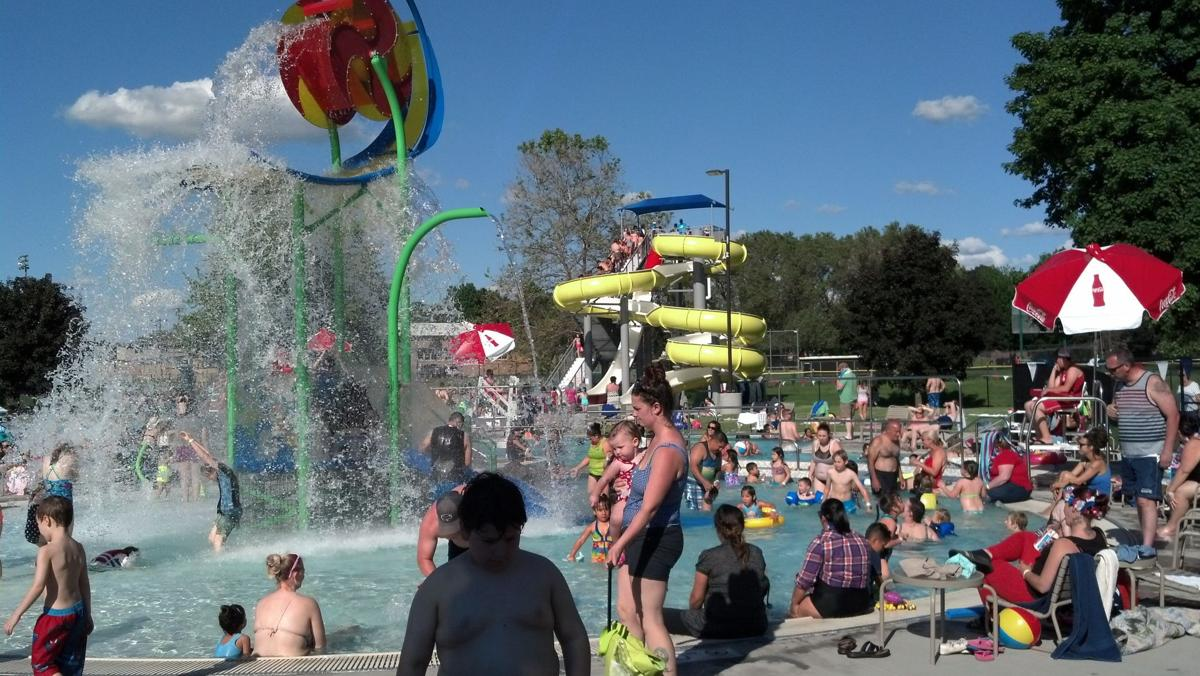 Updated Veterans Memorial Pool Reopens At Last Diversions Union