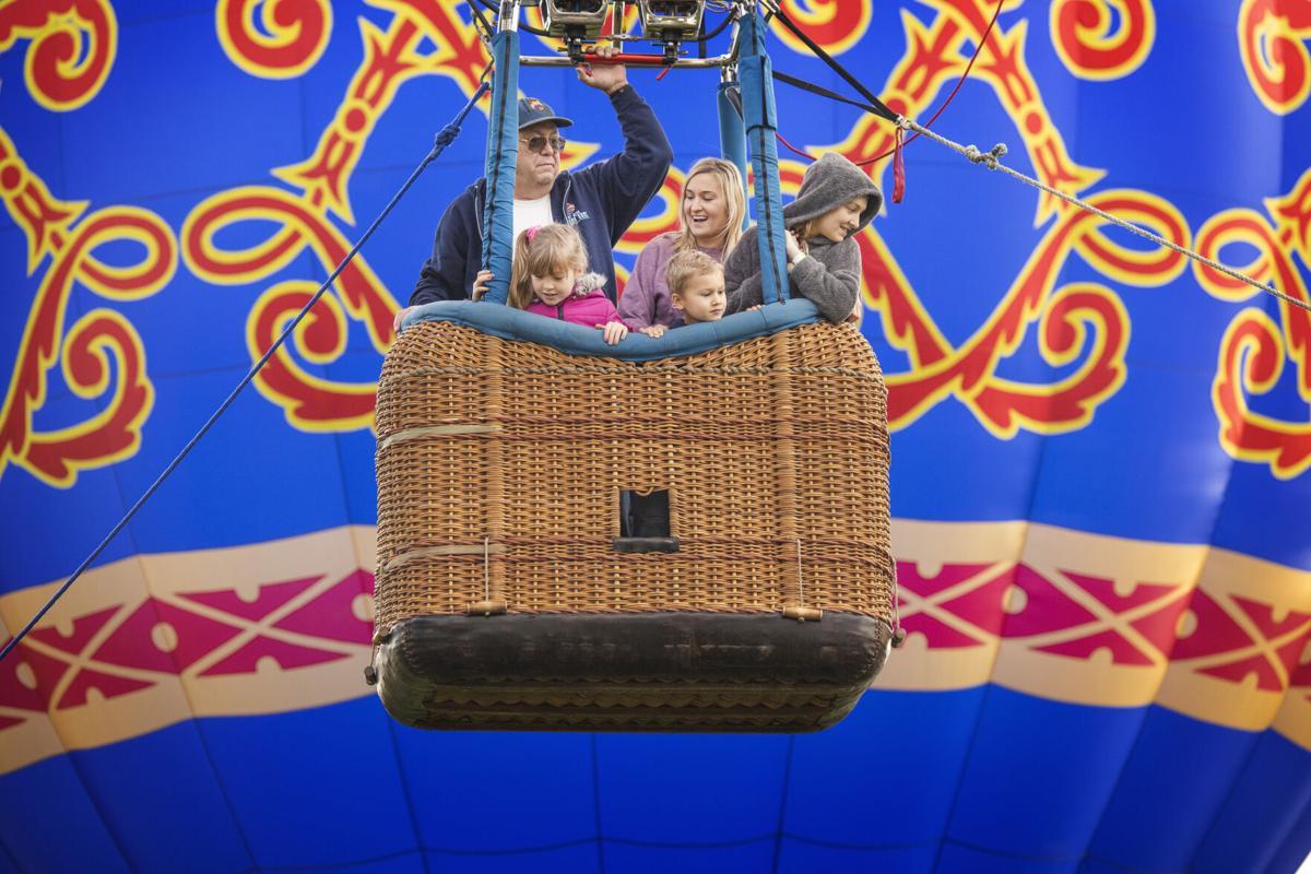 Balloon Stampede to take flight