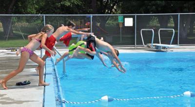 Waitsburg city pool