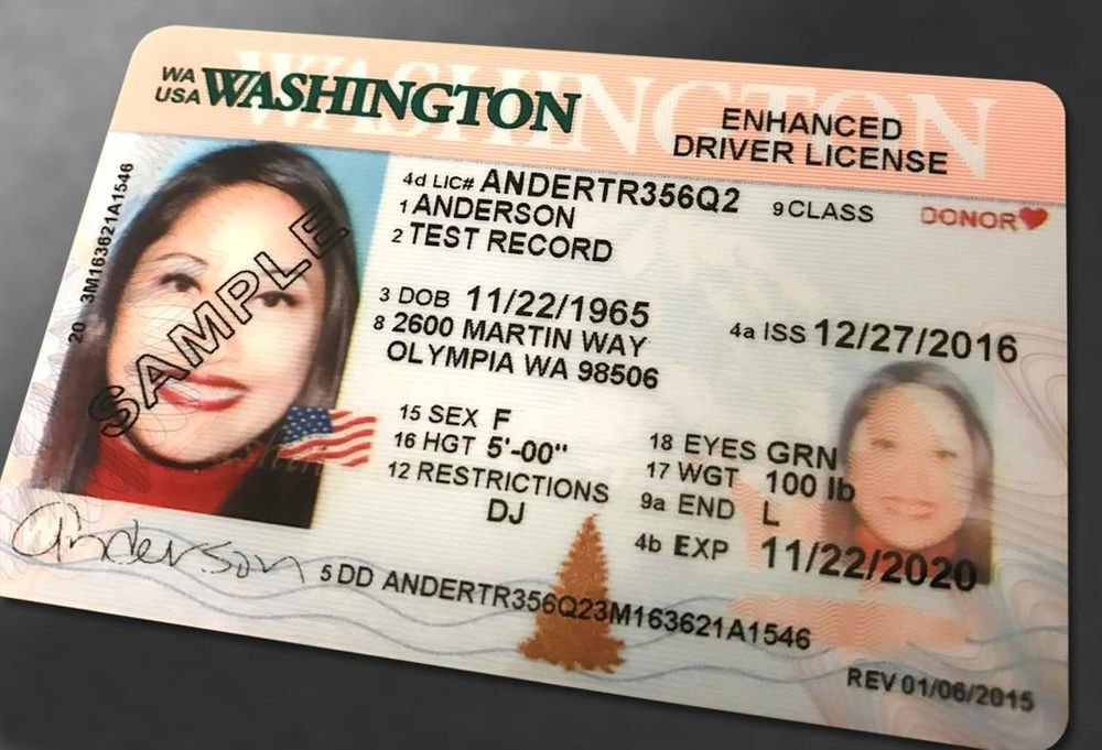 Change 1 Cards Union-bulletin On Washington To Id July State com Licenses Driver's