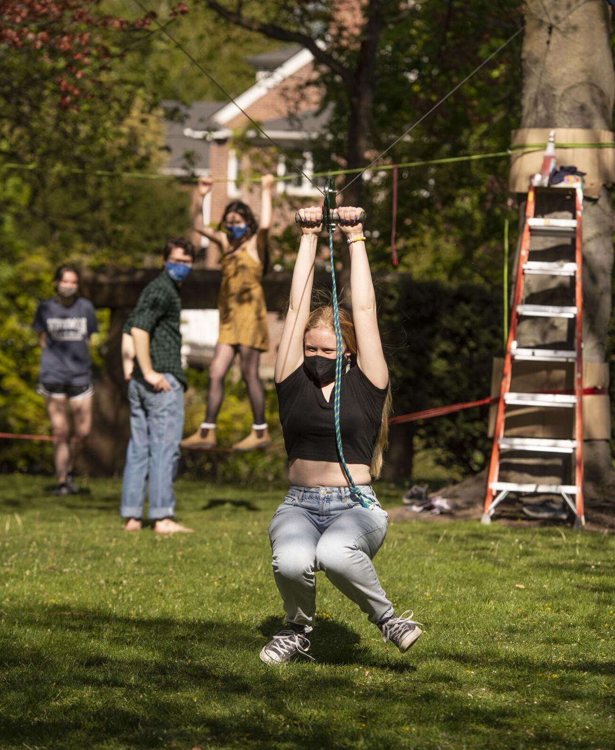 Whitman Outdoor Program pop-ups