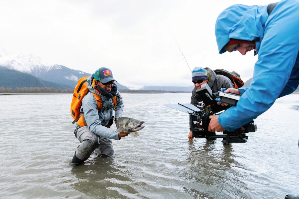 Greg Schlachter's catch