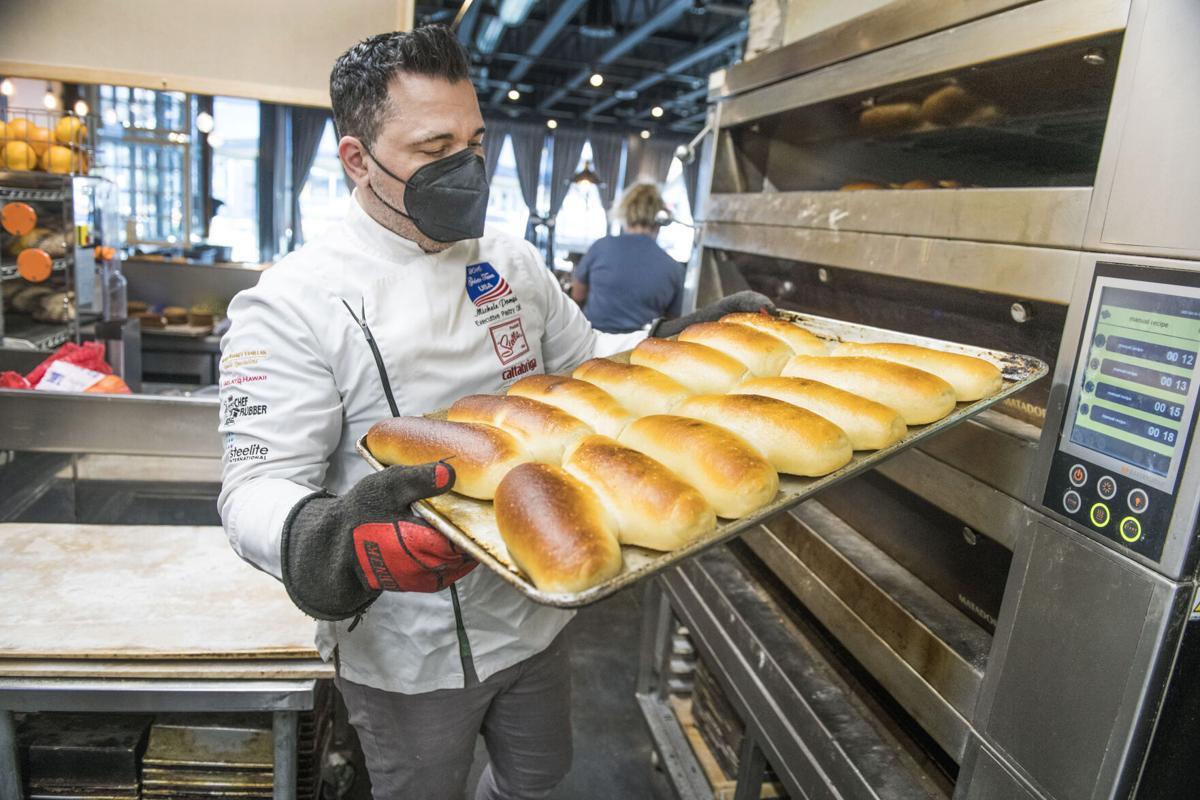 Walla Walla's Michele Pompei to appear on Best Baker in America