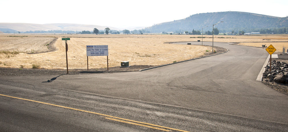 The Port Owns Properties In A Variety Of Locations In Walla Walla County,  Including The Waitsburg Area.