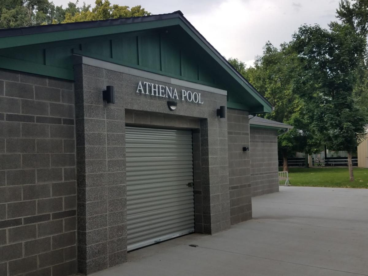 Athena city pool