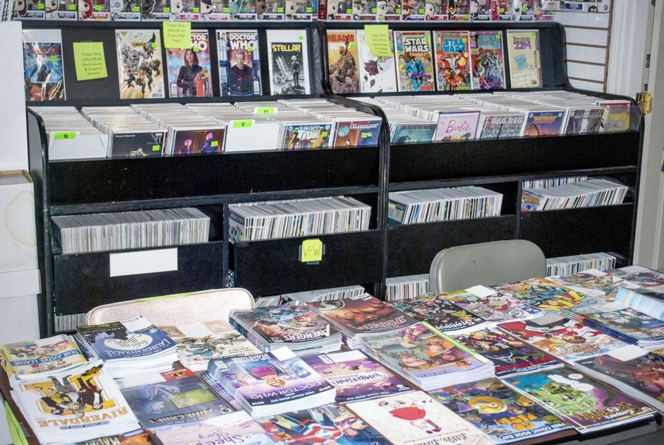 Star Wars, Free Comics Day collide Saturday in Walla Walla