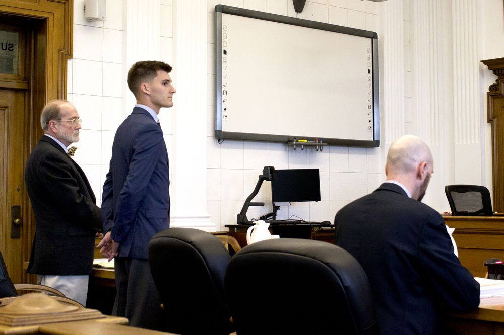 Jury convicts College Place man of second-degree rape