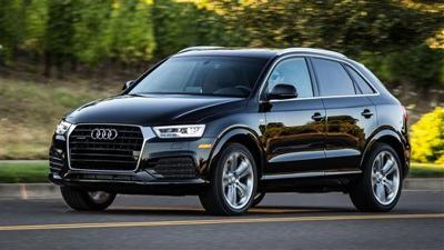 Research 2016                   AUDI Q3 pictures, prices and reviews