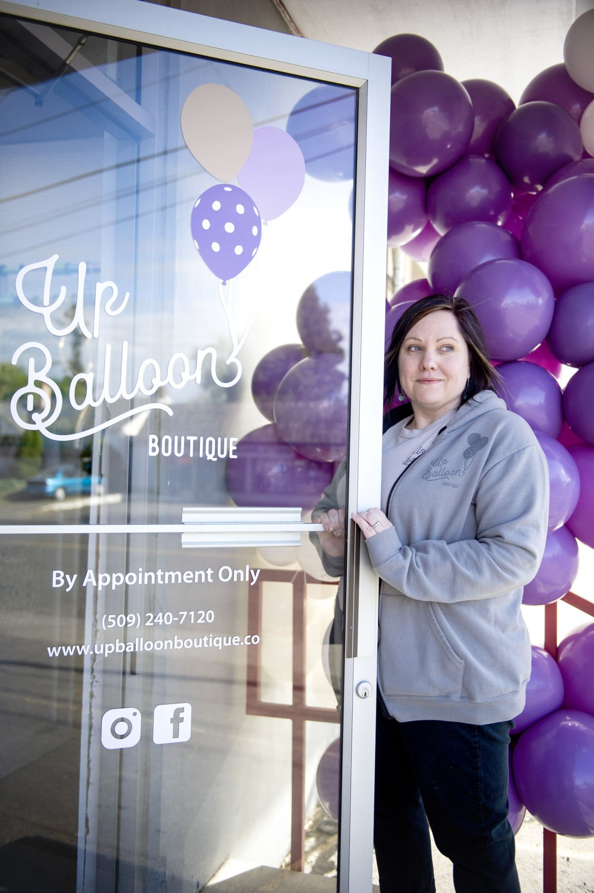 Up Balloon Boutique