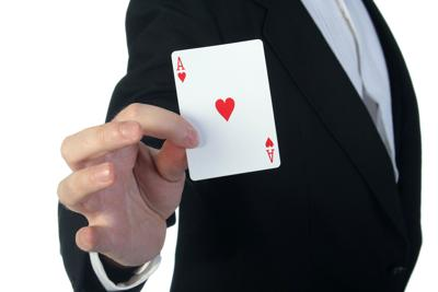 Neuroscientist magician